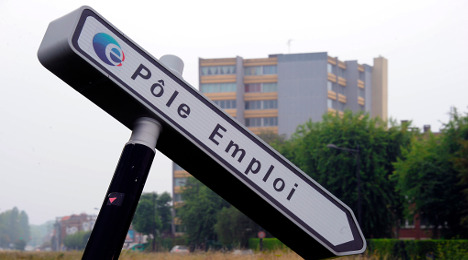 French jobless rate surges to new record