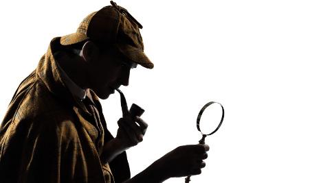 'The real Sherlock Holmes was Italian'