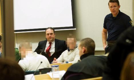 Sweden jails Nazis for 'obvious' instigation