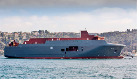 Norway gets new Arctic spy ship