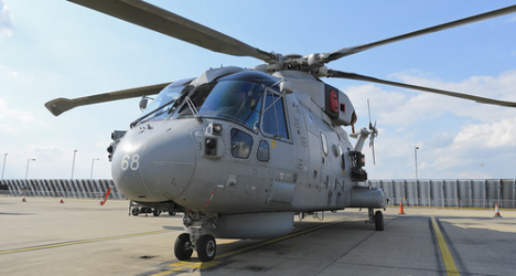India in Italy court battle over helicopter deal