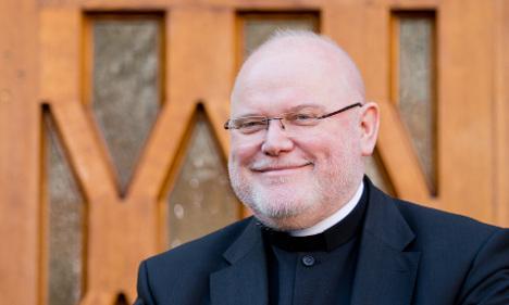 'I'll make Catholic Church heard in Germany again'