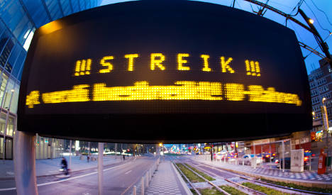 Public sector strikes to sweep Germany