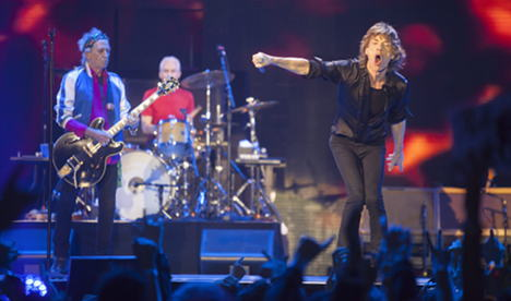 Rolling Stones still set to rock Germany