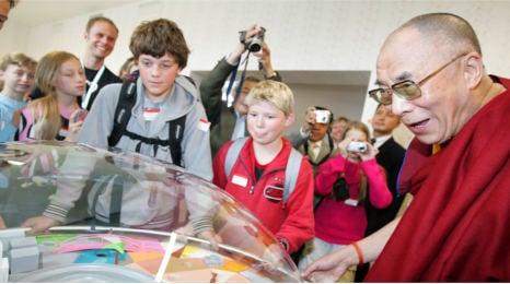 Dalai Lama to visit Oslo in May