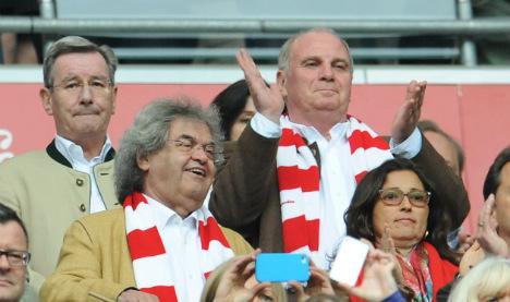 Bayern name Hopfner to succeed jailed Hoeneß