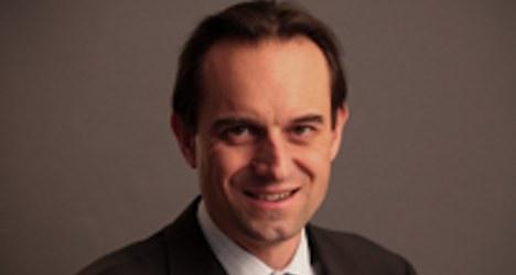 British expat to head Swiss finance regulator