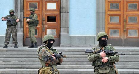 Spain's FM quits Iran trip over Ukraine crisis