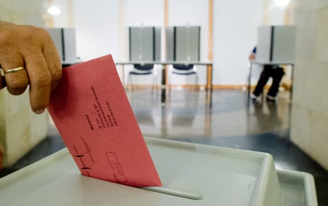 Bid to give foreigners the vote fails
