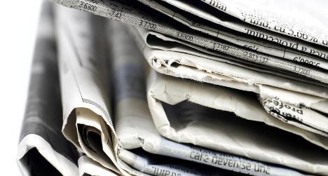 Sweden jails man for newspaper bomb threat