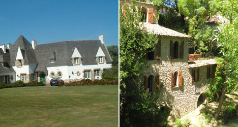 French Property Face-off: Brittany vs Provence