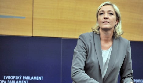 Le Pen predicts daughter France's next president