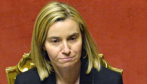 Ukraine crisis threatens new 'Cold War': Italy FM