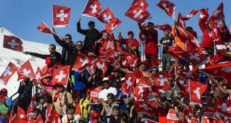 Swiss win mixed team event at Lenzerheide