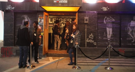 Bouncer banned for barring transsexuals