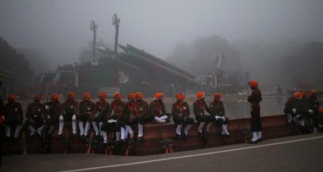 India tops arms imports: Swedish think tank