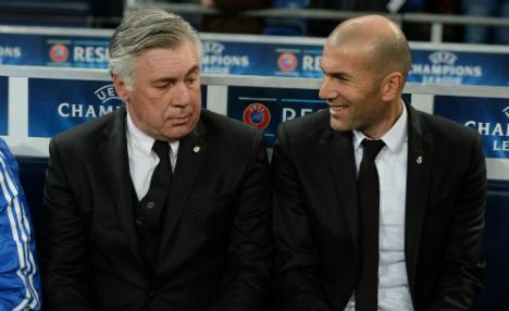 Ancelotti happy with below-par Madrid