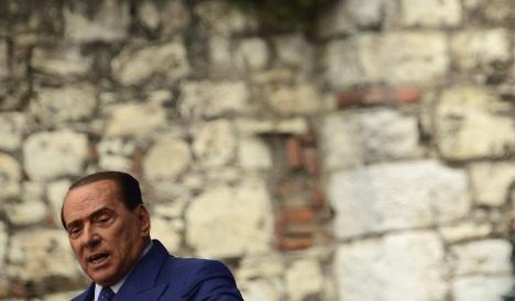 'My children won't stand in EU polls': Berlusconi