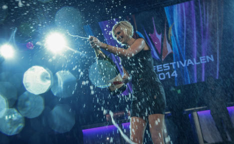 Sweden selects Sanna for Eurovision bid