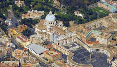 Germany nabs Vatican-bound cocaine condoms