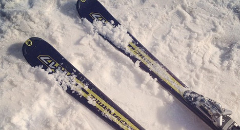 Smugglers stuff skis with 14kg of cocaine