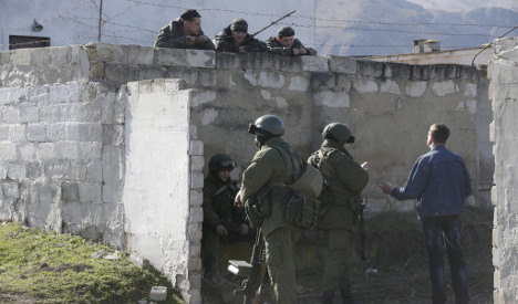 Germany: 'Ukraine crisis worst since Berlin Wall'