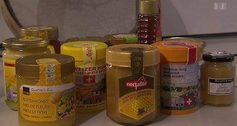 Swiss honey contains harmful plastic: TV report