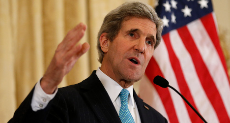 US-EU foreign ministers in Rome for Ukraine talks