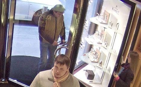 Armed robbery victim posts raid video online