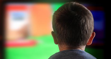 580,000 Spanish kids glued to TV after bedtime