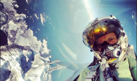 GALLERY: Nato troops' Arctic 'selfies'