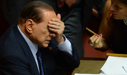Berlusconi's European elections hope dashed