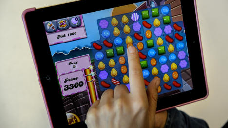 Shares tumble in Candy Crush stock launch