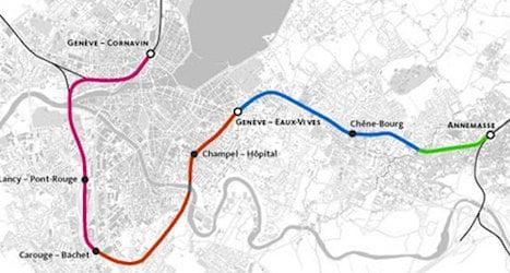 Swiss regional train line delayed two years