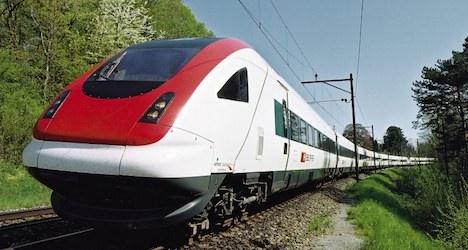 Swiss railways pass million-passenger mark