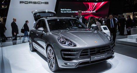 Carmakers in Geneva push SUVs of all sizes