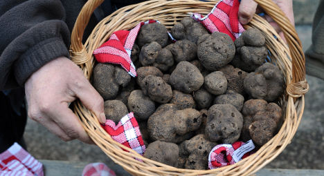Truffle wars: Fraudsters anger French growers