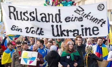 German love of Russian gas 'limits' EU power