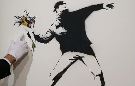 Rumoured Stockholm Banksy show 'a fake'