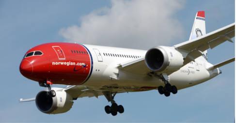 Shares in Norwegian tumble as margins hit