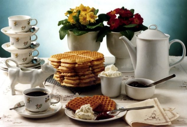How March 25th became Sweden's national Waffle Day, thanks to mispronunciation