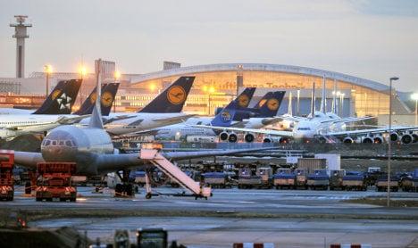 Lufthansa pilots to strike for three days