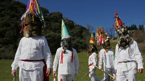 Spain's weirdest Carnival celebrations