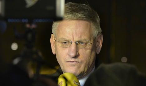 Bildt: Russia is breaking the law in Ukraine