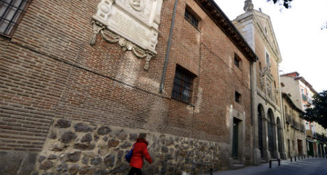 Spain seeks remains of Quixote author Cervantes