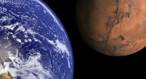 Spanish scientists build Mars on Earth