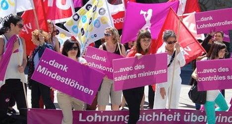 Union comes out against minimum wage bid