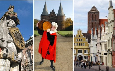 Hanseatic Unesco sites threatened by sea levels