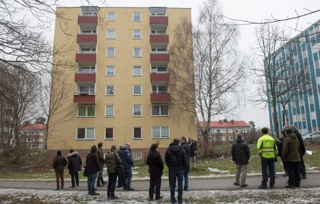 Sale of Russian trade house in Sweden canned