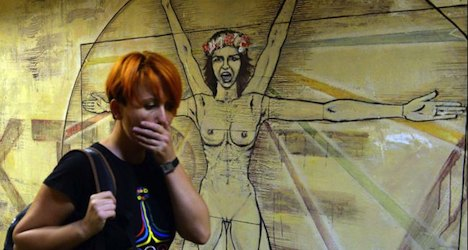 Topless protest group founder denied asylum